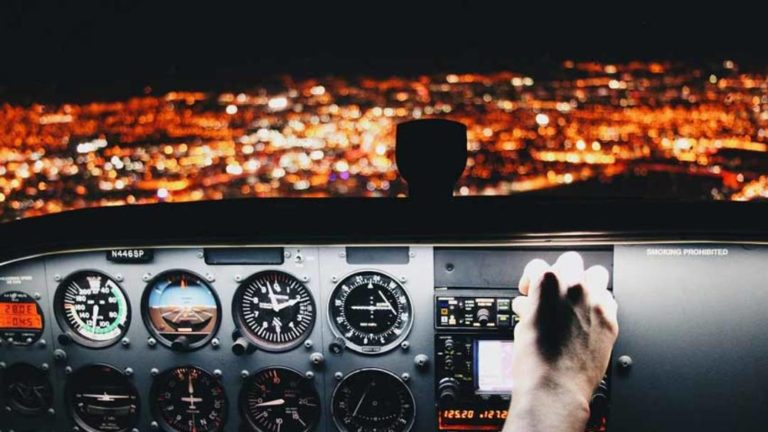 Flashlights for pilots